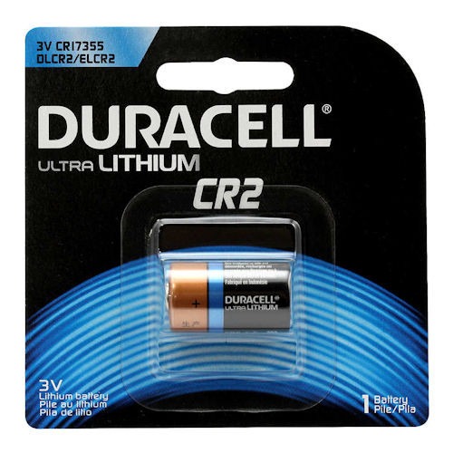 Duracell - 3V Lithium Battery (Dlcr2Bu), From the product category Lithium