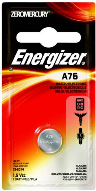 Eveready - Battery 1.5 Volt (A76Bpz), From the product category Test & Measurement