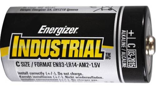 "Eveready - ""C"" Industrial Pack (En93), From the product category Industrial/Commercial"