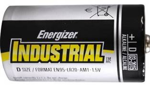 "Eveready - ""D"" Industrial Pack (En95), From the product category Industrial/Commercial"