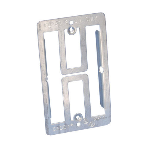 Erico/Caddy - Lo-Volt Plate Mtl 2G (Mp2), From the product category Erico/Caddy