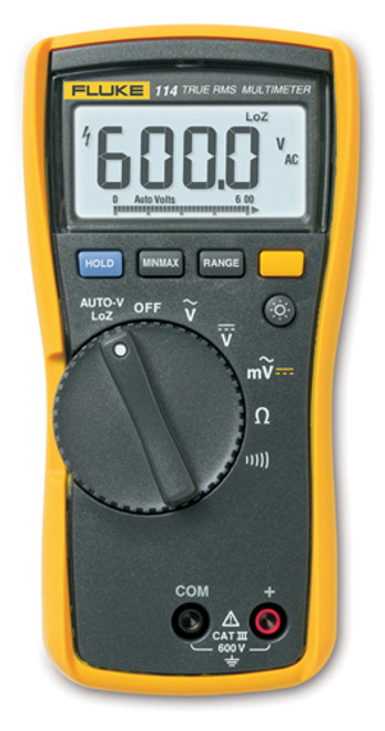 Fluke - Electrical Trms Multimeter (Fluke-114), From the product category Fluke