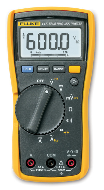 Fluke - True Rms Multimeter (Fluke-115), From the product category Fluke