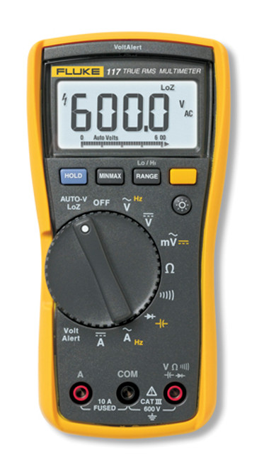 Fluke - Electricians True Rms Multimet (Fluke-117), From the product category Pomona / Fluke