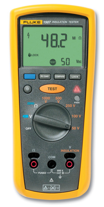 Fluke - Insulation Tester (Fluke-1507), From the product category Fluke