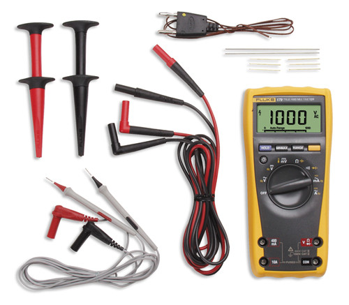 Fluke - Electronics DMM And Deluxe Acc (Fluke-179-Eda2), From the product category Pomona / Fluke