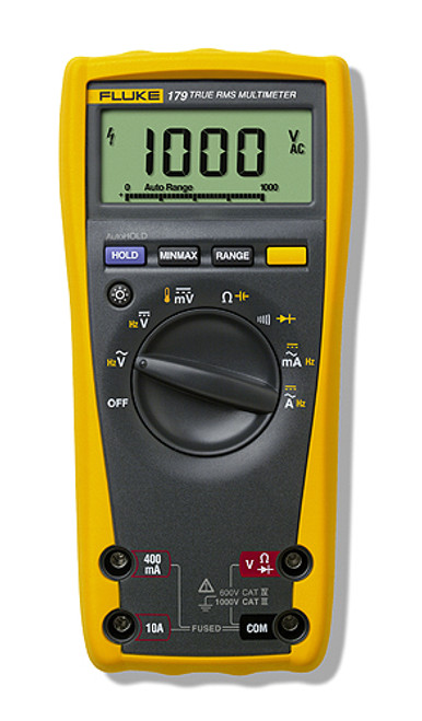 Fluke - True Rms Multimeter (Fluke-179 Esfp), From the product category Fluke