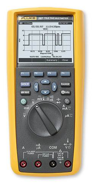 Fluke - True-Rms Electronic Logging Mu (Fluke-287), From the product category Pomona / Fluke
