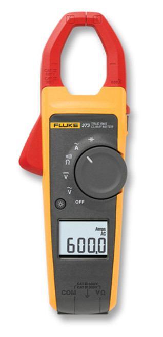 Fluke - 600A True-Rms Ac Clamp Meter (Fluke-373), From the product category Clamp Meter