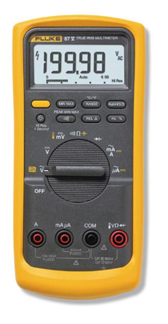 Fluke - Industrial True Rms Multimeter (Fluke-87-5), From the product category Fluke