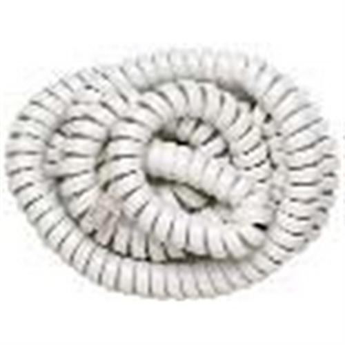 Waldom - Almond Handset Coil Cord 25' (30-9535), From the product category Waldom