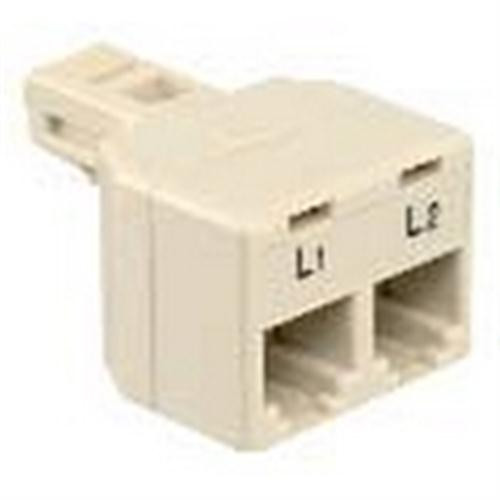 Waldom - Two-Line Adapter 4C To L1,L2 (30-9655), From the product category Waldom