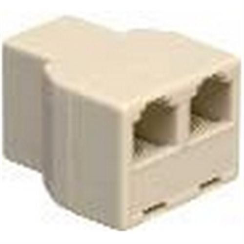 Waldom - Ivory 4Con 3-Way Coupler (30-9679), From the product category Waldom