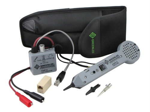 Greenlee - Professional Tone And Probe Tracing Kit (701K-G), From the product category Greenlee
