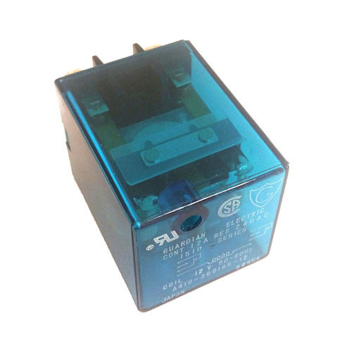 GUARDIAN - RELAY 12VAC DPDT 12A (1510-2C-12A)
