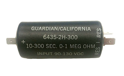 GUARDIAN - TIME DELAY RELAY 90-130VDC (6435-2H-300)