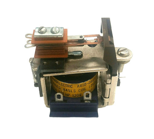 GUARDIAN - LATCHING RELAY 12VDC 10A (845LS-1C-12D)