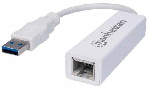 MANHATTAN - USB 3.0 GIGABIT ADAPTER (506847)