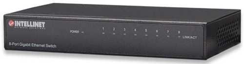 INTELLINET - 8-PORT GIGABIT ETHERNET SWITCH (530347)