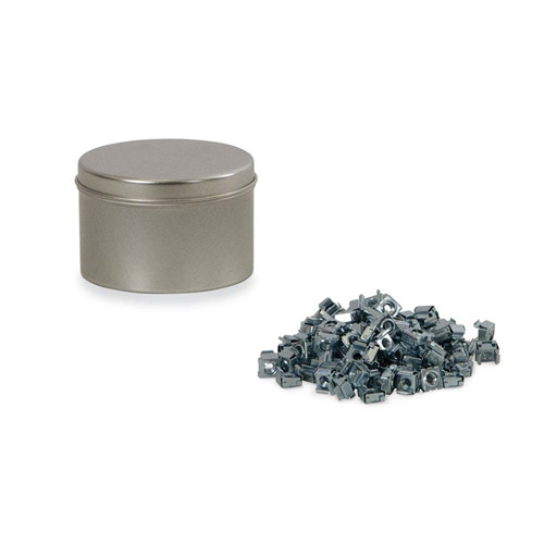 KENDALL HOWARD - 10-32 CAGE NUTS 100PK (0200-1-002-01)
