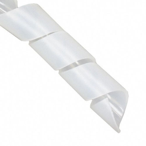 Alpha - Spiral Wrap 3/4-Inch Clear 100Ft, From The Product Category Shrink Tubing
