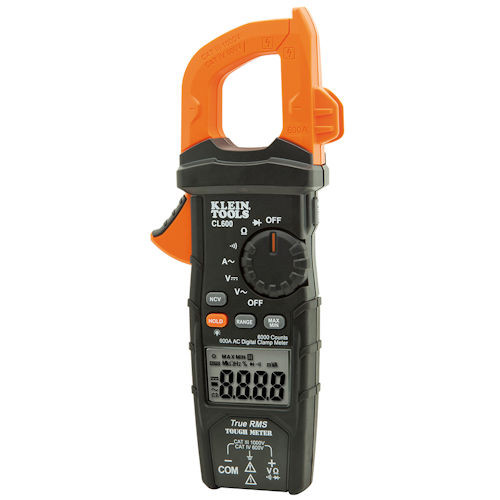 digital clamp meter 600A