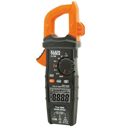 digital clamp meter, AC auto ranging 600A
