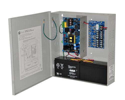ALTRONIX - POWER SUPPLY/CHARGER- 12VDC (AL600ULPD8)