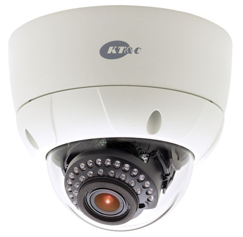 KT&C - OUTDOOR DOME 2.8-12MM (KPC-VNNS102NUV)