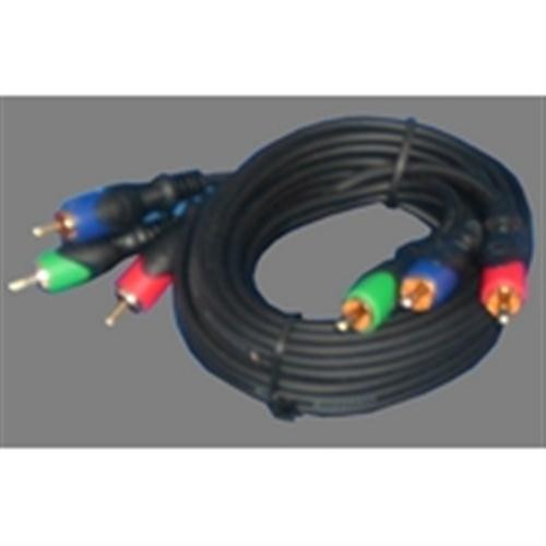 3-6ft RCA component video cables