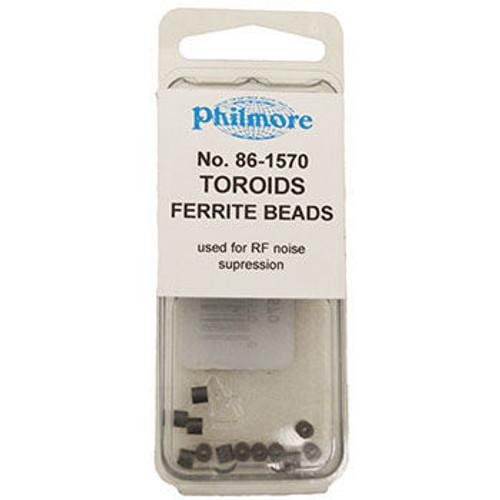1 dozen ferrite beads