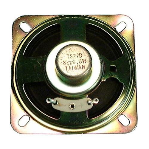 """3"""" square panel 8-ohm mount speaker"""