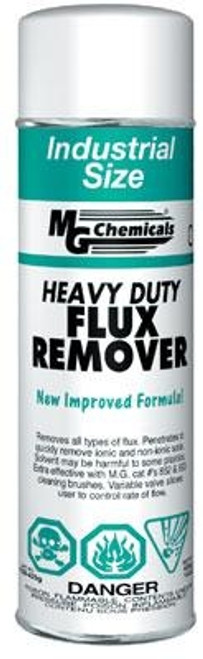 heavy duty flux remover