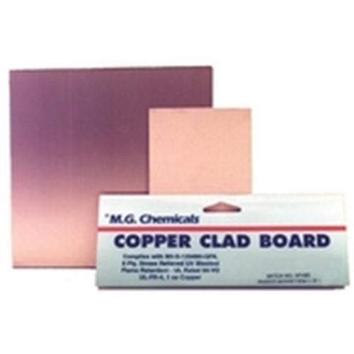 1oz single sided copper clad board