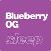 Blueberry OG strain specific terpene blend by xtra labs