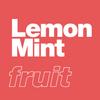 Lemon Mint fruit flavor by xtra laboratories