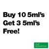 Buy 10 5ml's Get 3 Free - Full Spectrum - $12.31/ml