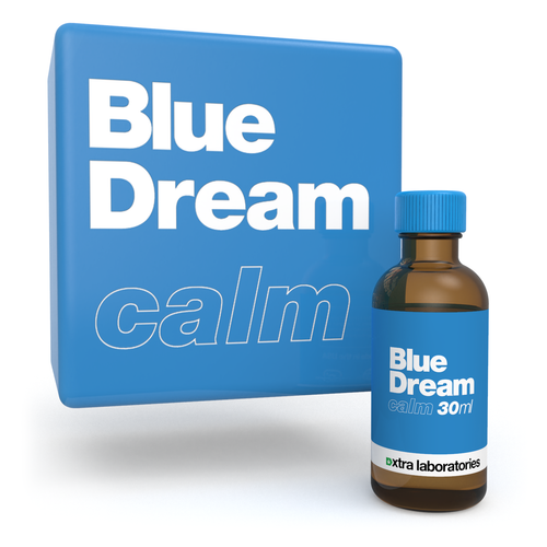 Blue Dream strain specific terpenes by xtra laboratories