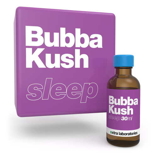 Bubba Kush strain specific terpenes by xtra labs