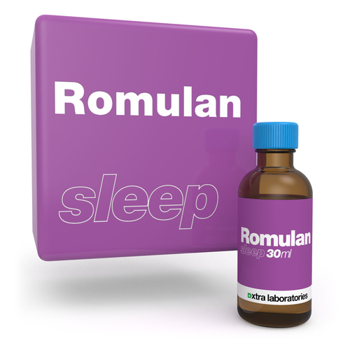 Romulan strain specific terpenes by xtra labs