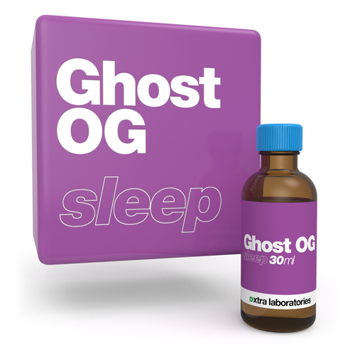 Ghost OG strain specific terpene blend by xtra labs