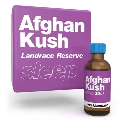 Afghan Kush strain specific terpenes by xtra labs