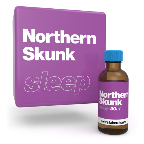 Northern Skunk strain specific terpenes by xtra labs