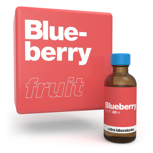 Blueberry fruit flavor by xtra laboratories