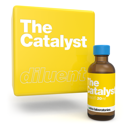 The Catalyst natural terpene diluent by xtra laboratories
