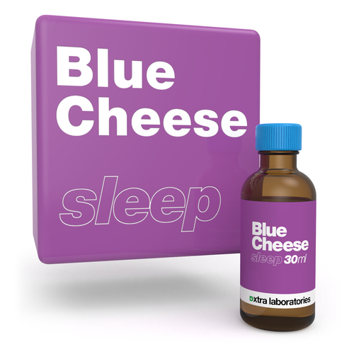 Blue Cheese strain specific terpene blend by xtra labs