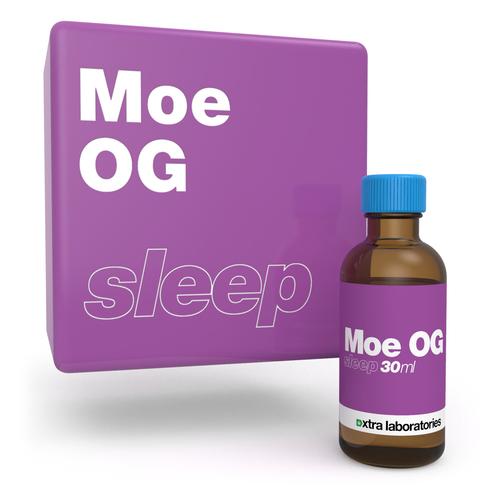 Moe OG strain specific terpene blend by xtra labs