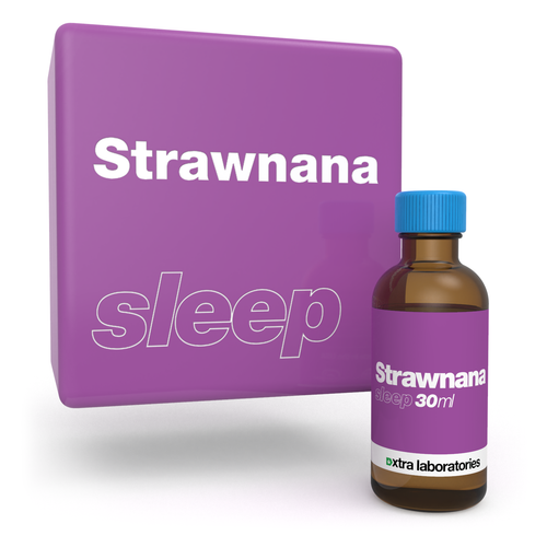 Strawnana strain specific terpene blend by xtra labs