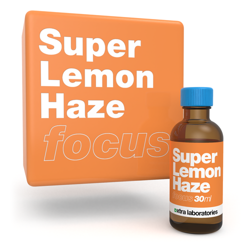 Super Lemon Haze terpene blend by xtra laboratories
