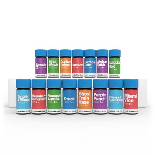 Sample Pack - 15 1ml bottles